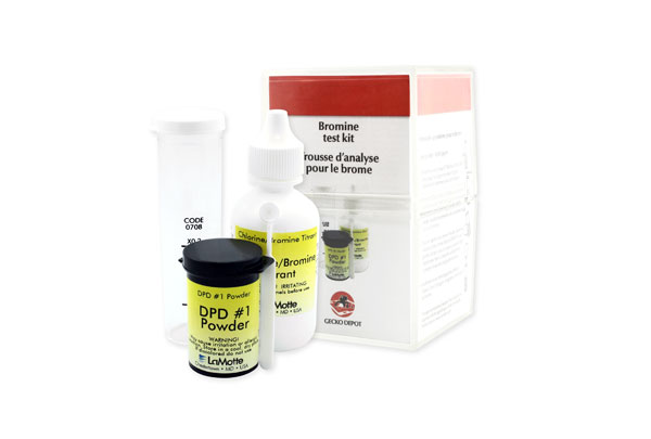 Bromine Test Kit - Gecko (#0699300008)