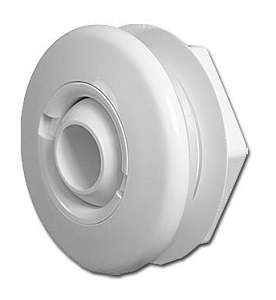 Jet - Hydro Air Standard Wallfitting Assembly - White (#103100)