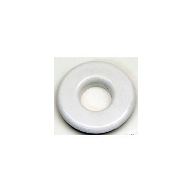 Slimline Escutcheons Plate White
