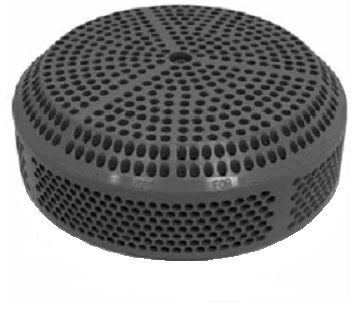 Suction Cover - CMP 170gpm Graphite (#1216)