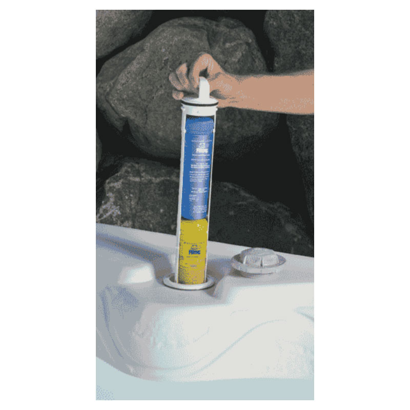 Spa Frog In-Line System Cartridge Holder