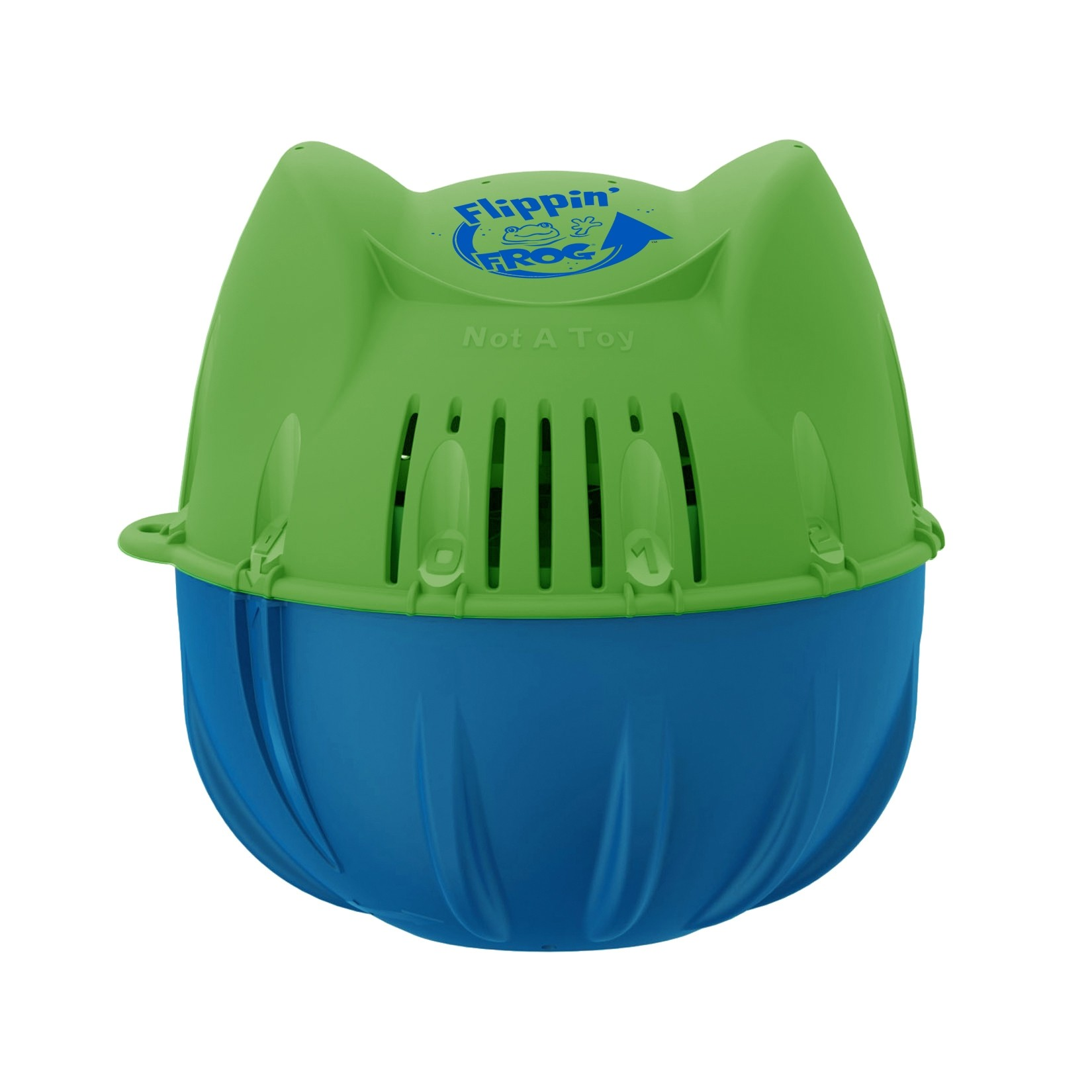 Flippin Frog Chlorine / Mineral Floating Dispenser
