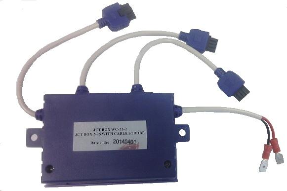 Perimeter Lighting - J&J 50 Points of Light LED Control Box (1310A)