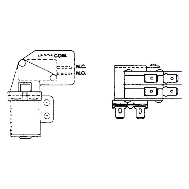 Contactors, Switches & Relays - Hot Tub Parts