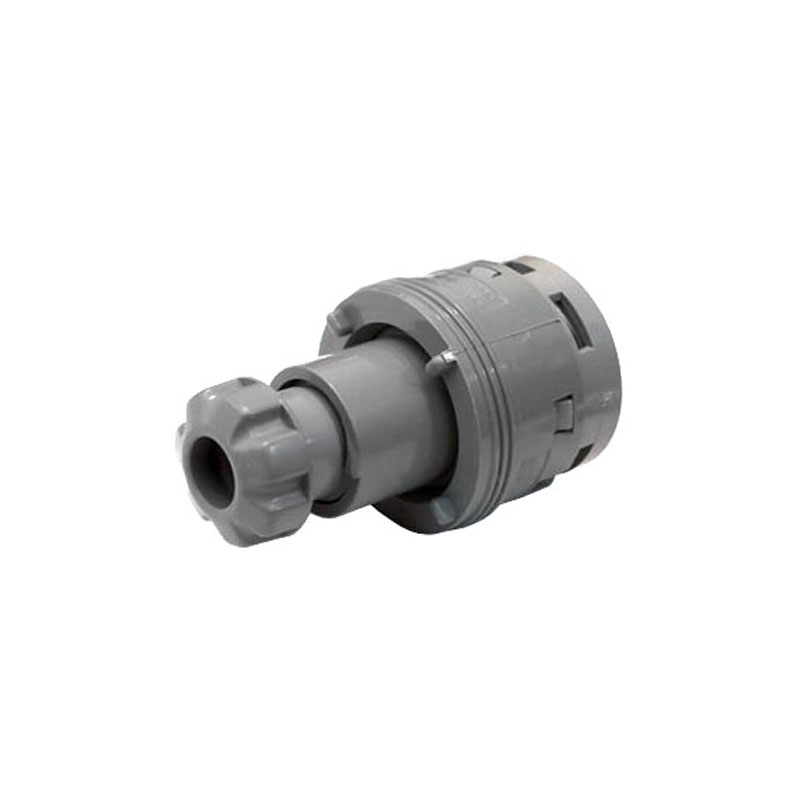 """Jet Insert - 2-5/8"""" Poly Directional Threaded - Gray (#2106047)"""