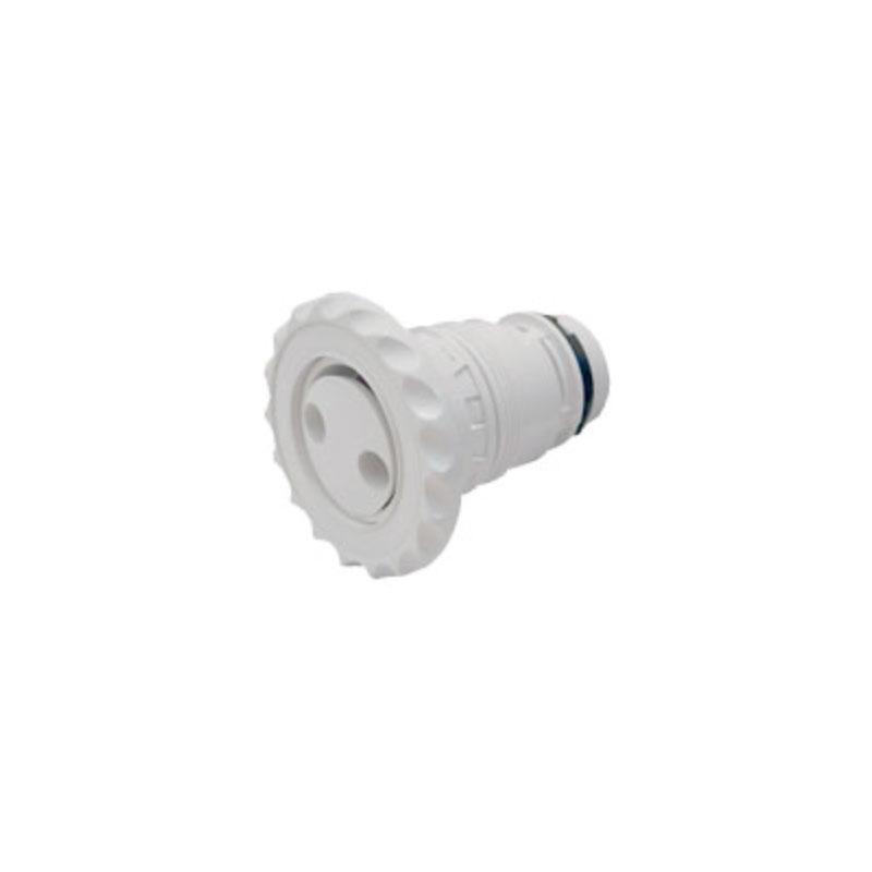 "Jet Insert - 3.5"" Poly Pulsator Threaded - White (#2106070)"