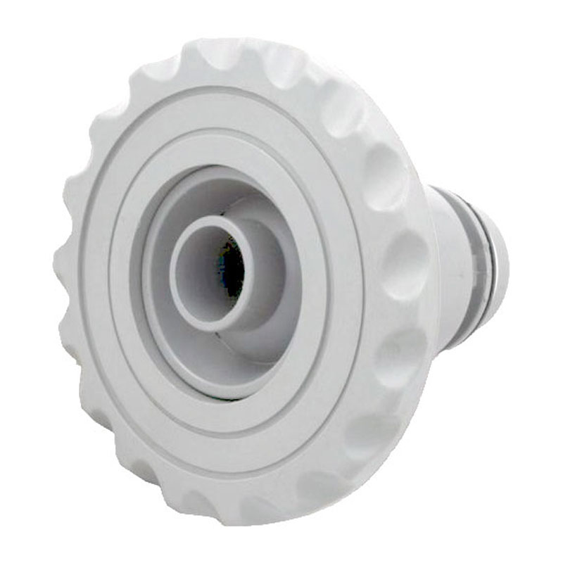 "4"" White Directional Poly Deluxe Jet"