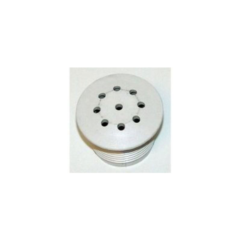 Air Injector - Insert Only, Threaded - White (#2152180