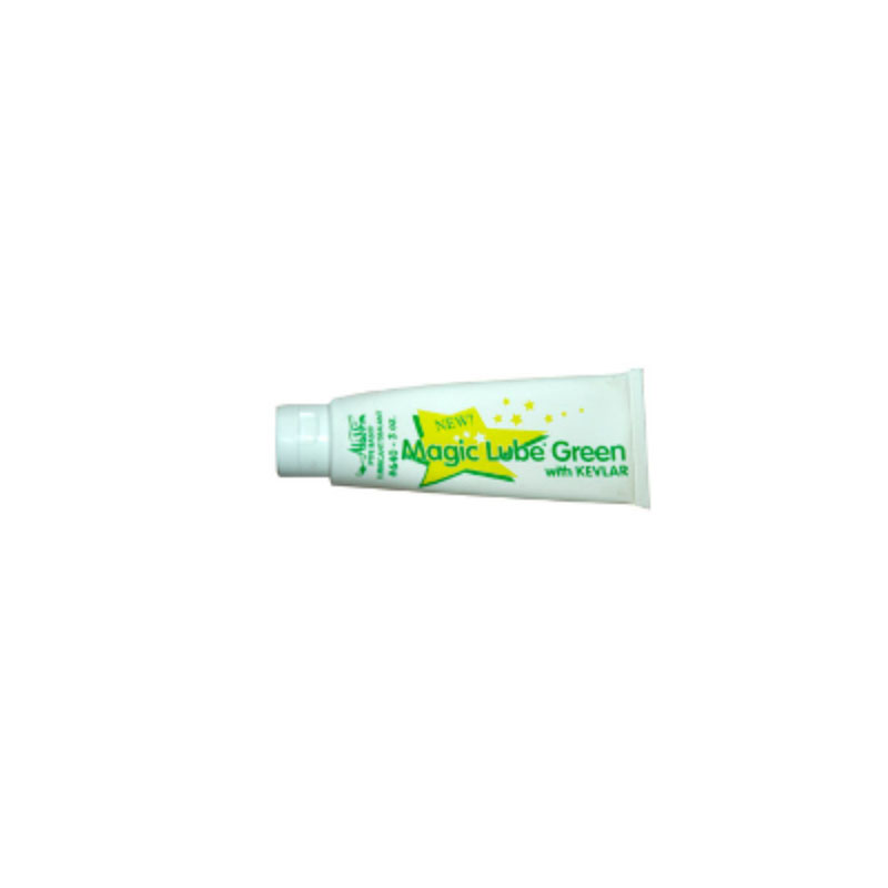 Magic Lube - 3 oz. Tube Green with Kevlar (#2334A)