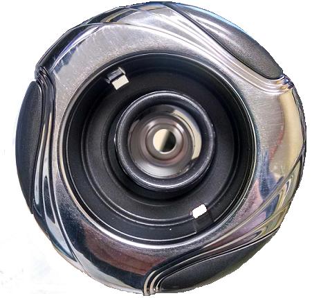 "5-1/4"" Adj. Whirlpool Lux Glo Jet (#239-0029SDSG)"