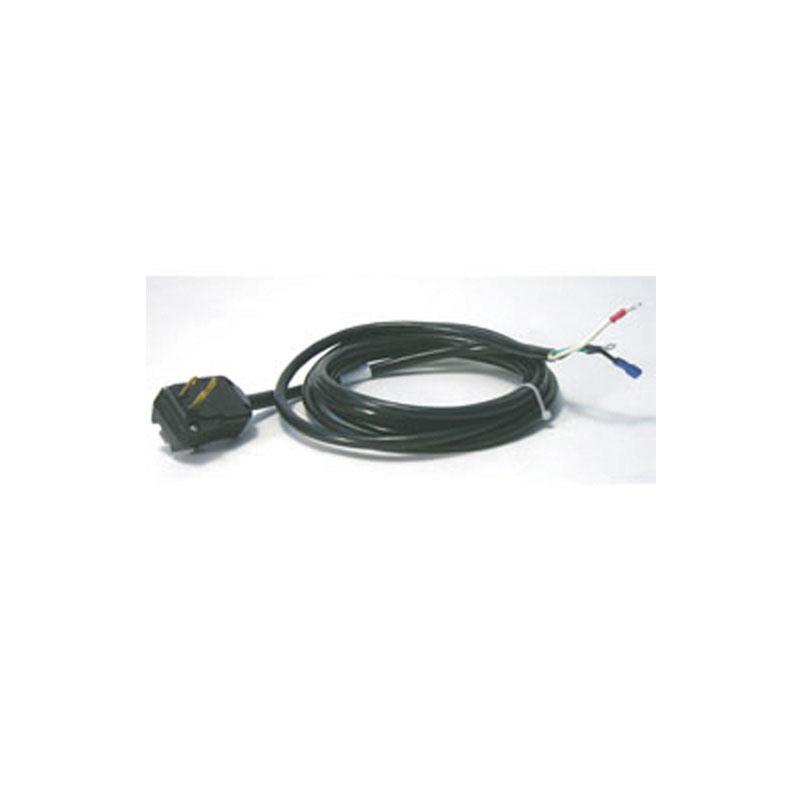 GFCI - 20 amp Right Angle Plug w/15' Cord (#2475ELASSY)