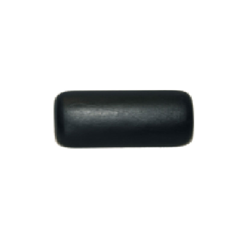 """Pillow -14"""" Black w/ Suction Cups (#3009)"""