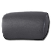 "Pillow - 9"" Rounded Graphite w/ 1 Peg (#3035)"