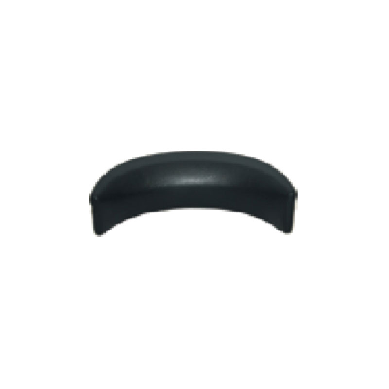 "Pillow - 9"" Horseshoe Graphite w/ peg (#3032)"