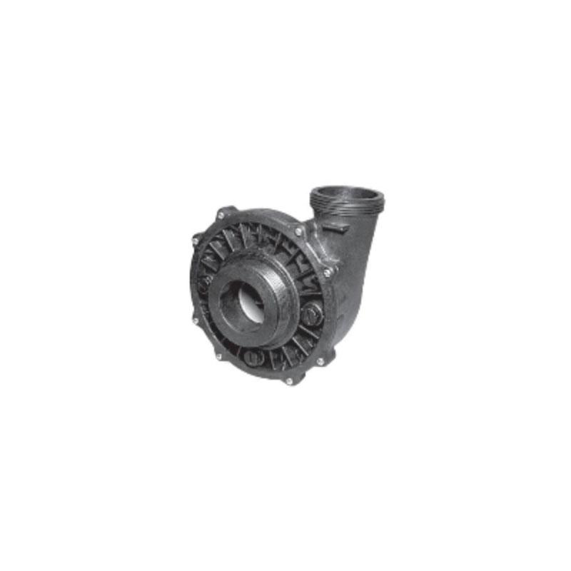 """Pump Wetend - 1HP Executive 2.5"""" x 2"""" SD, 48 Frame (#3101800)"""
