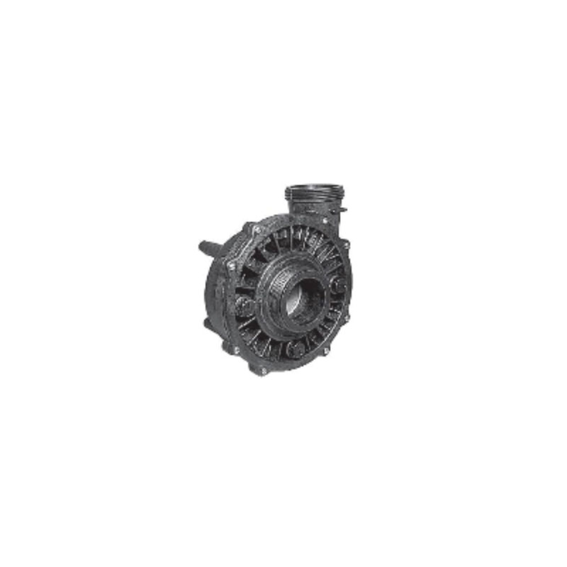 """Pump Wetend - 5HP Executive 2"""" Side Discharge, 48 Frame  (#3101930)"""