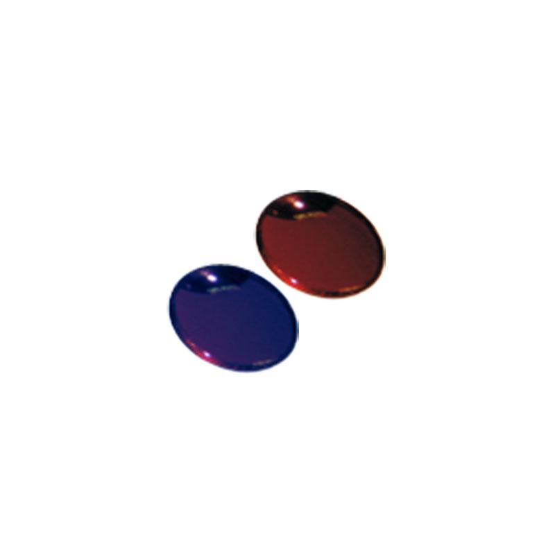 Light Lens Set Red/Blue