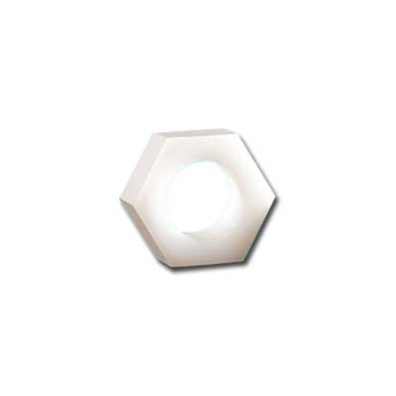 Perimeter Lighting - Sloan Nylon Hex Nut for Lens (#3129)