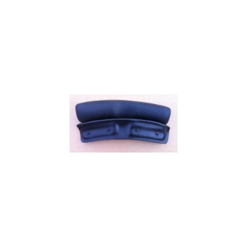 "Pillow - 21"" Leisure Bay Black w/ 4 pegs (#3200157)"