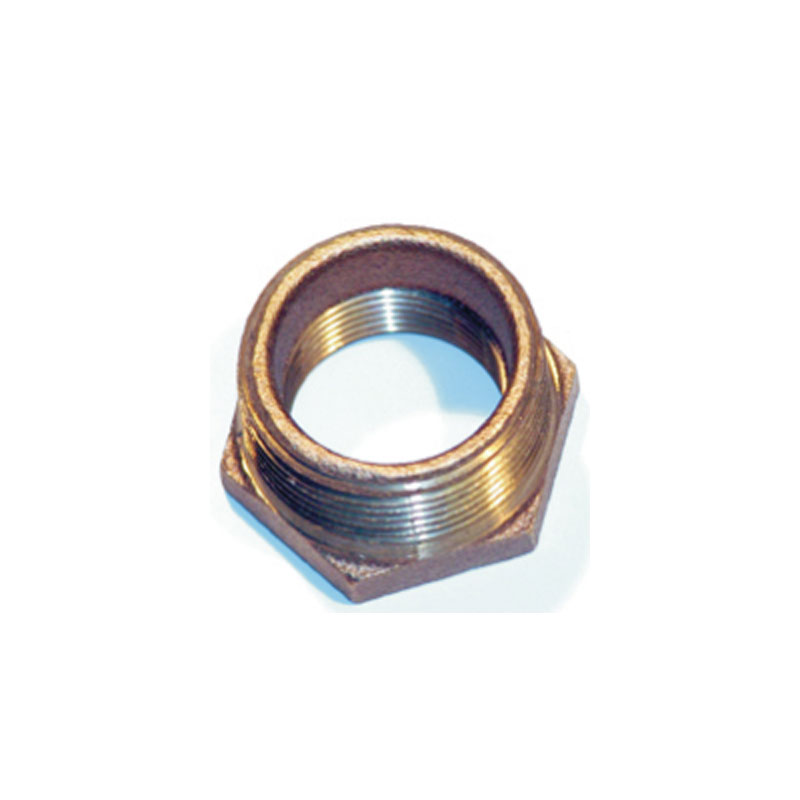 Brass Reducer Bushing 1-1/4""