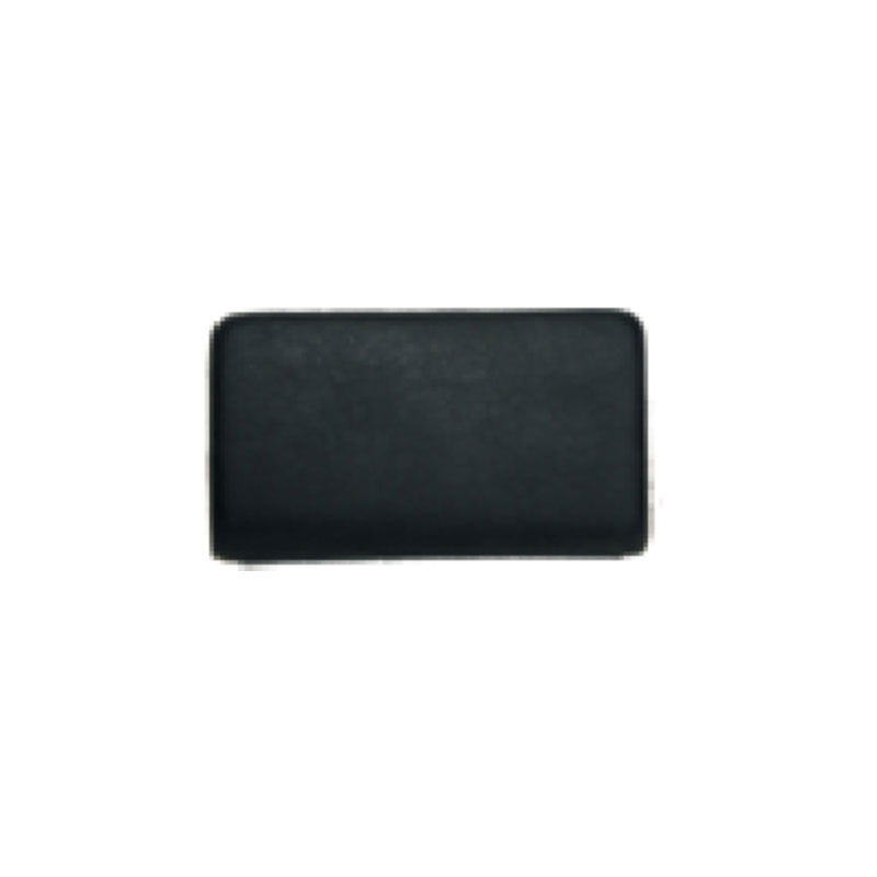"""Pillow - Hydro Spa 9"""" Flat Black w/ Suction Cups (#3448)"""