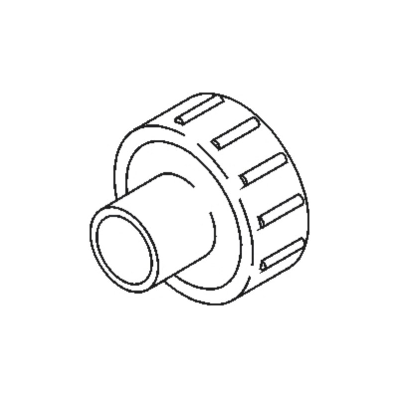 "Pump Union - 1""FBT Nut x 1/2""S for Waterway Tiny Might  (#4001950)"