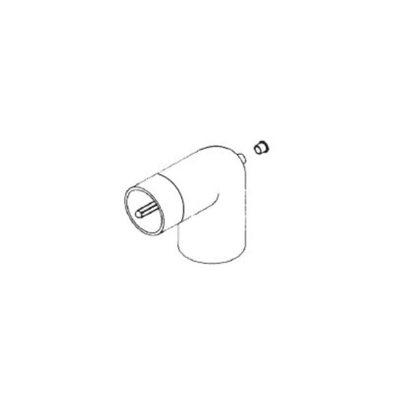 Thermowell Elbow 1-1/2spa - 4006100