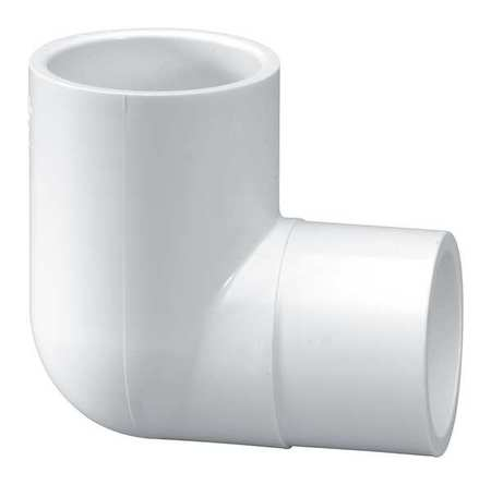 "PVC Elbow - 1.5"" Slip X 1.5"" Spigot 90 deg. Street Elbow"
