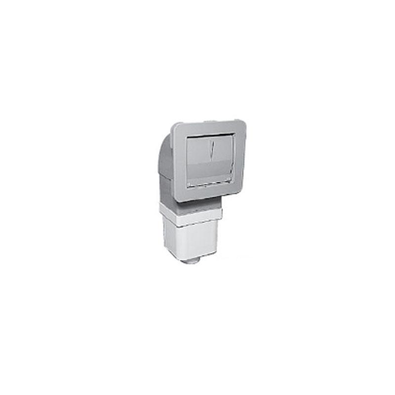 Filter Assembly -10 sq.ft. Skimmer w/cartridge - White - (#5101600)