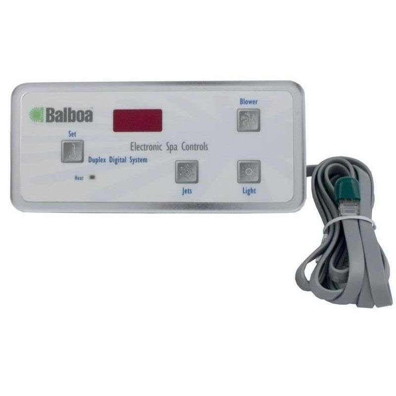 Balboa 4-button Digital Duplex Topside