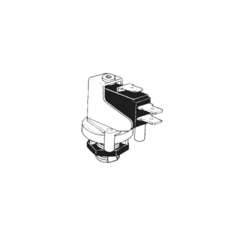 Air Switch - TVA111A Single Pole Latching SPDT - 5181