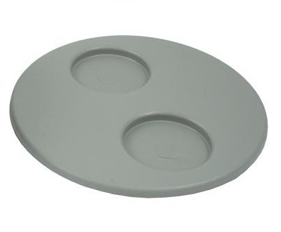 Filter Lid  - Gray 2-Cup Holders- 5191087