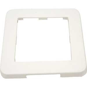 Filter Trim Plate for F/A Skimmer -White (#5194040)