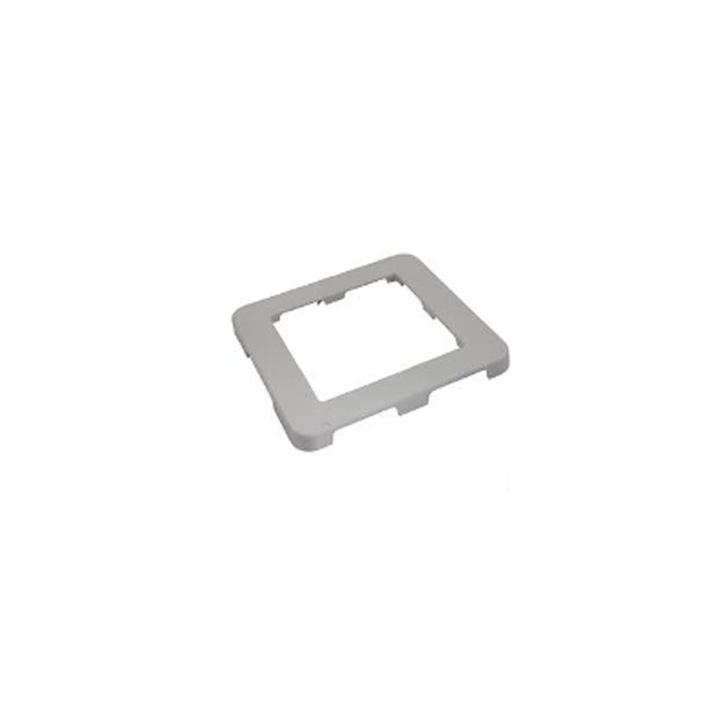 Filter Trim Plate Skim Filter - Gray