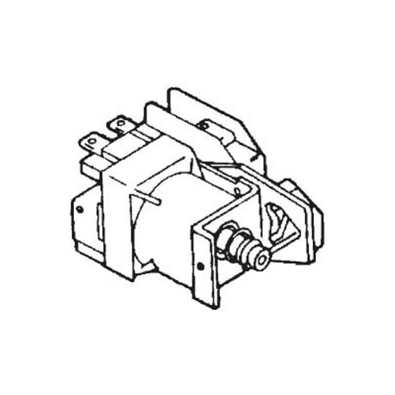 Relay - Potter Brumfield S90R, SPDT 120 Volt Coil - 5303