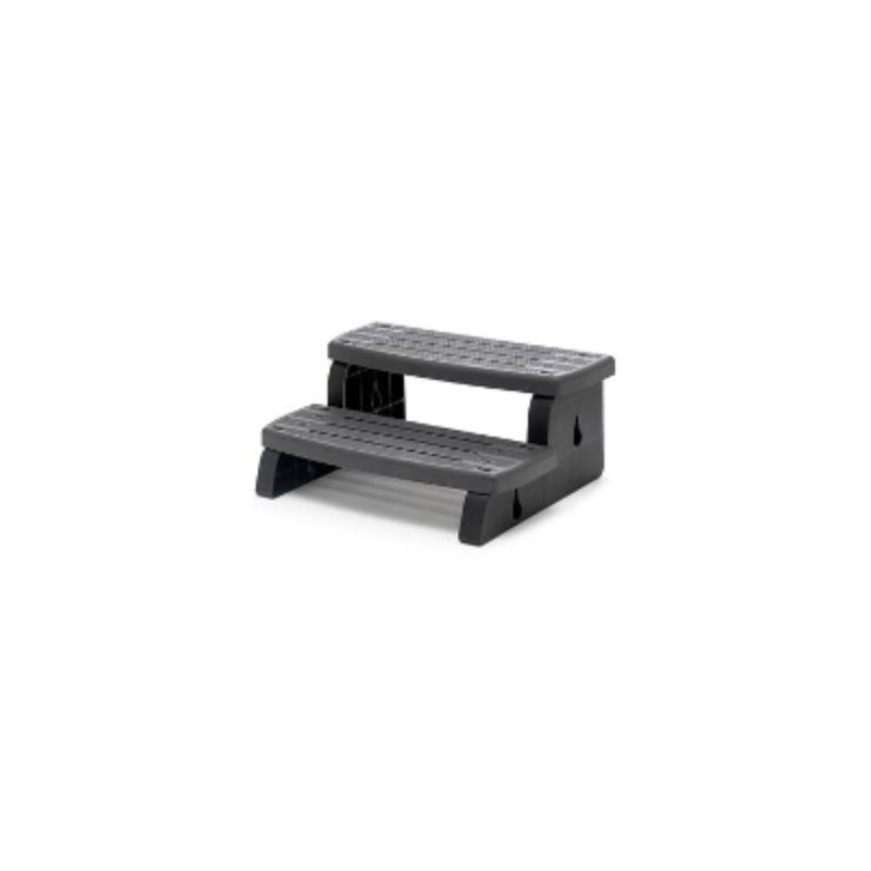 Waterway Spa Steps Graphite