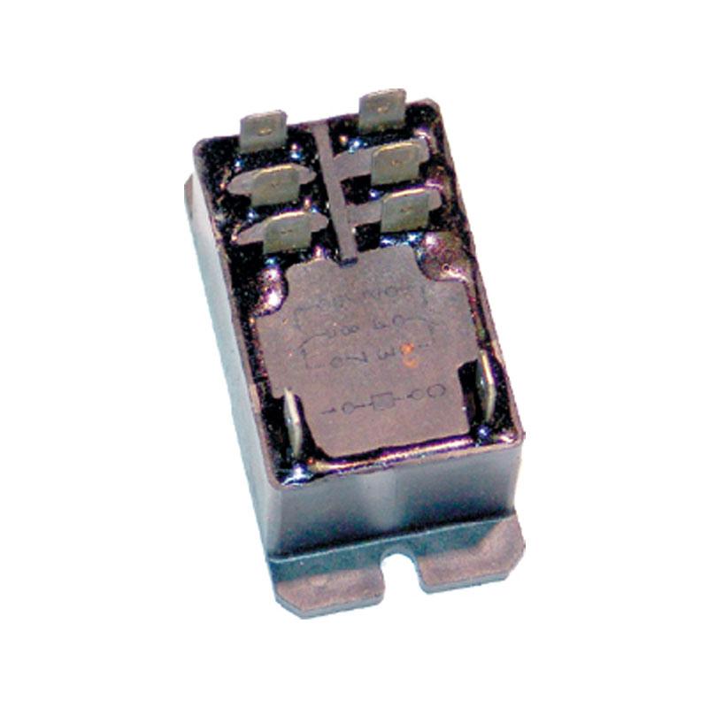 Relay - Potter Brumfield T92, DPDT 120 Volt Coil - 5418