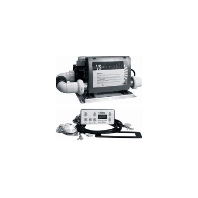 VS510SZ Retrofit Skid 120/240v 2HP Pump