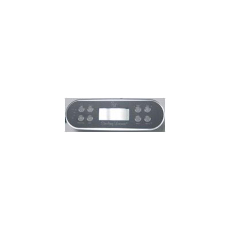 Topside - Balboa ML700 8-button control panel
