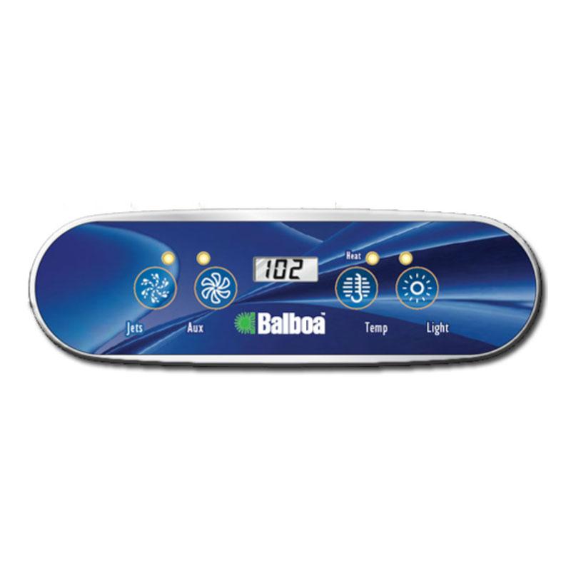 Topside - Balboa ML400 4-Button LCD (#54460)