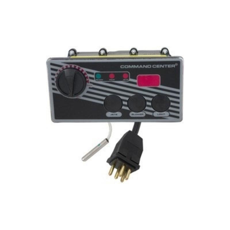 Topside - Tridelta/Tecmark 3-Button Digital w/10' cord (#5471)