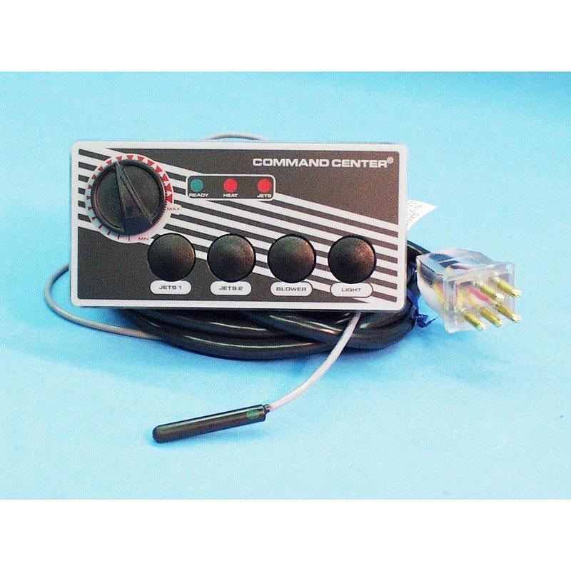 Topside - Tridelta/Tecmark 4-Button 120v w/ 10' cord (#5474)