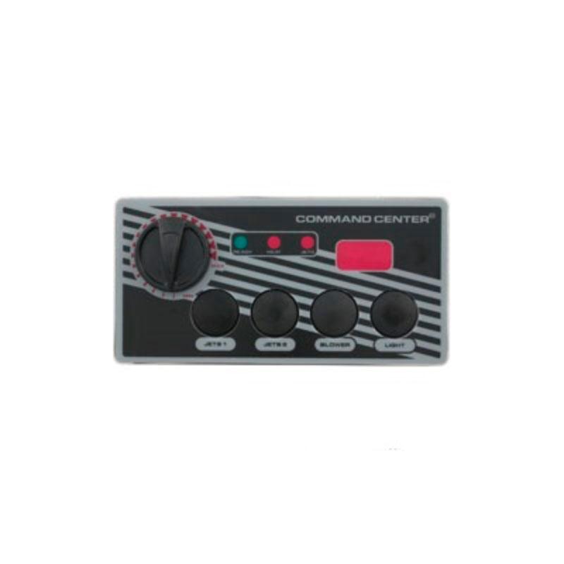 Topside - Tridelta/Tecmark 4-Button Digital (Celsius) 240V w/10' cord (#5480)