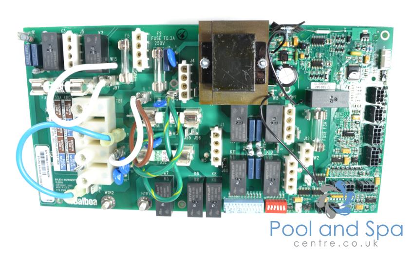 Circuit Board - Balboa HS2000 (#55013)