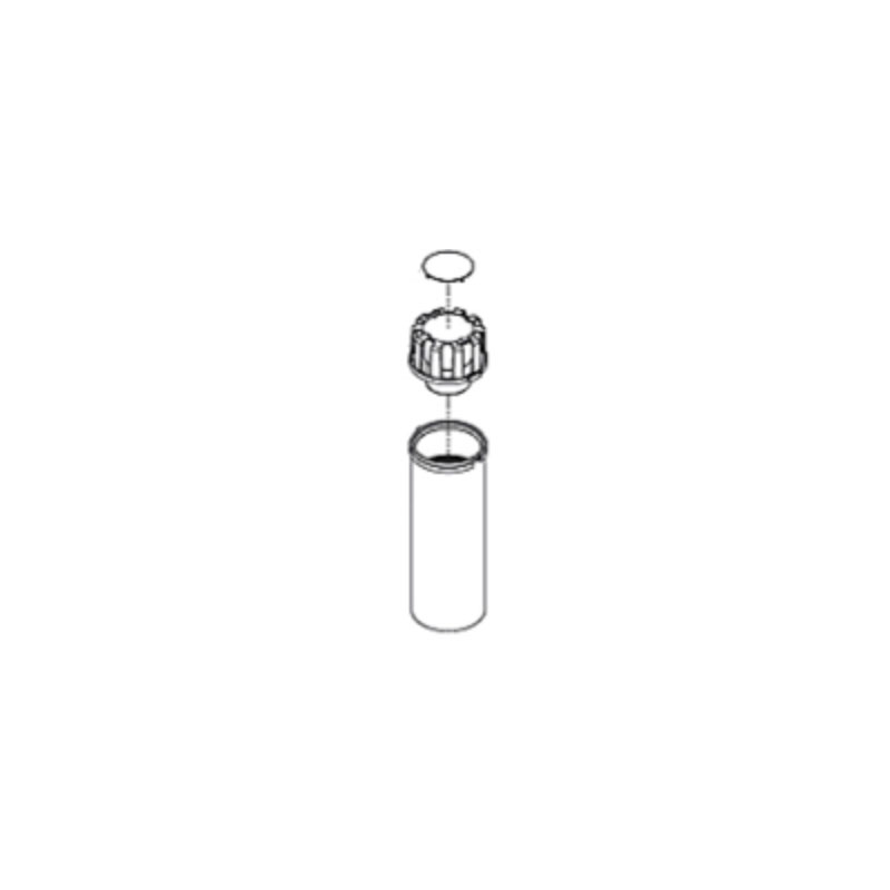 Filter Weir Assembly -WW Tele Weir - Graphite (#5504631DSG)