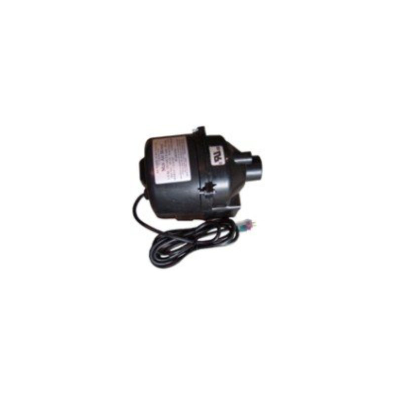 Blower - 1HP 220v 50/60Hz w/ Amp Plug (#6000)