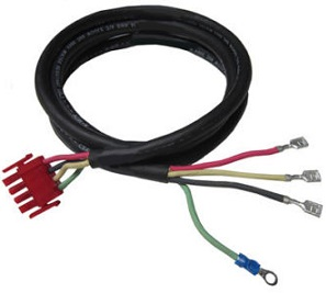 "Cord - Male AMP 96"" 4-wire for Pump 1 (#6023)"