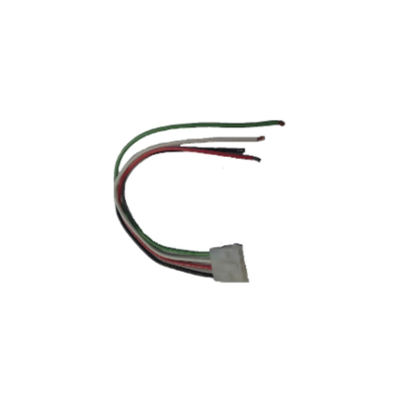 Receptacle - Female AMP 4-wire for Pump 1 (#6025)