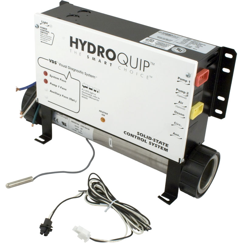 Hydro Quip Equipment Pack CS6500 VDS