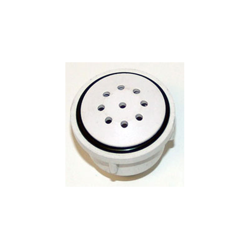 "Air Injector Complete White 3/8""B Body"